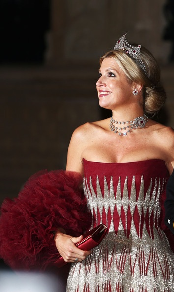 Princess Máxima in Luxembourg