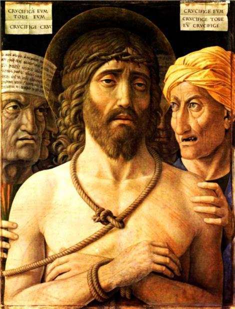 Andrea Mantegna, Ecce Homo, 1502