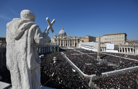 Pope Benedict's Last Wednesday Audience, 27 February 2013