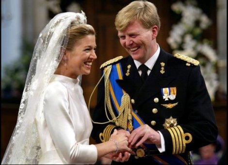 Princess Maxima and Prince Willem-Alexander, 2002
