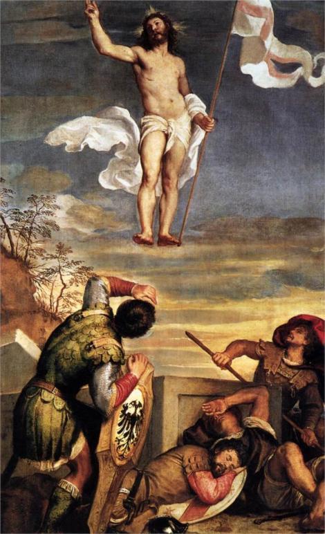 Titian, The Resurrection, 1542-44