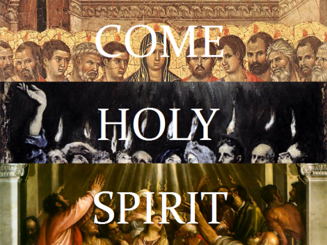 Montage - Come Holy Spirit