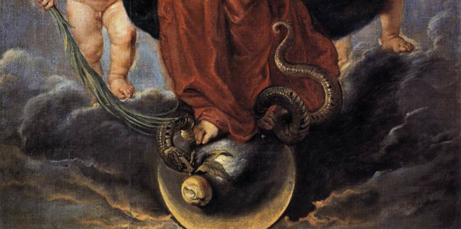 Peter Paul Rubens, Immaculate Conception, 1628 (Museo del Prado, Madrid)